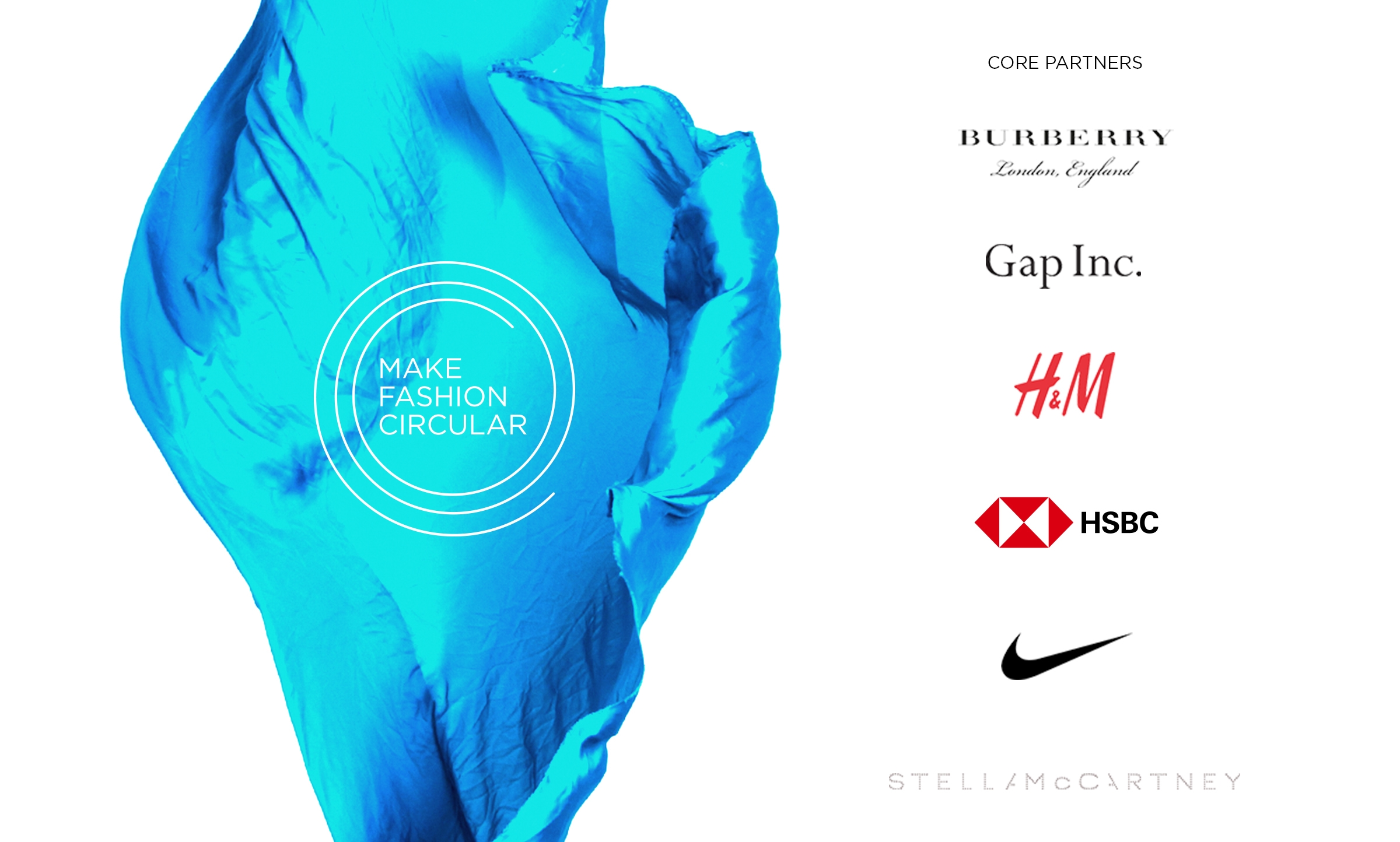 1457eab5b7 Industry leaders join forces to Make Fashion Circular