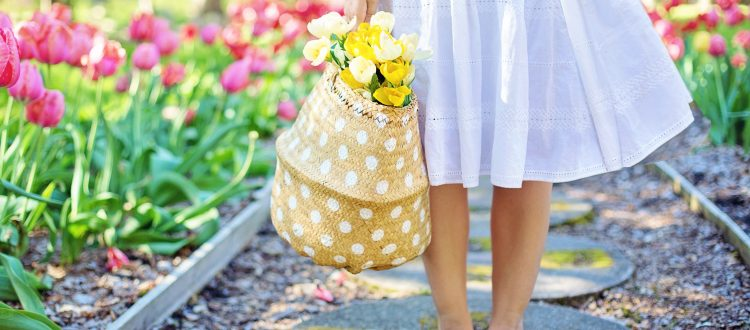 barefoot-basket-blooming-blossoming-413707