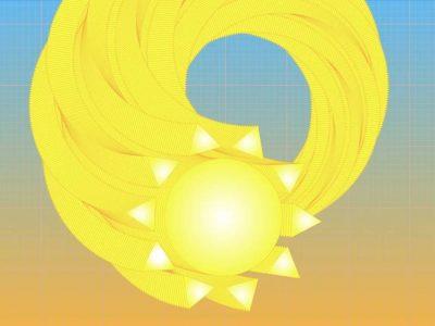 Sun, electricity